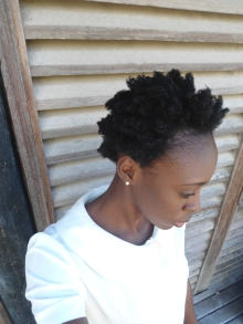 3-Strand Twist Out for Work