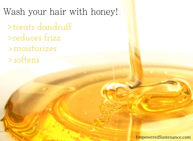 honey-wash