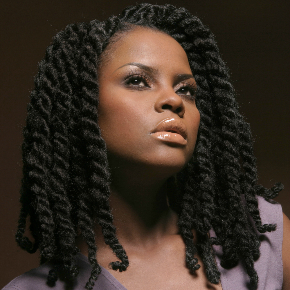Havana Twists using authentic Havana Hair from Finger Comber