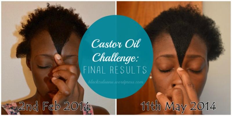 Castor Oil Challenge - 3 Month Update (FINAL)
