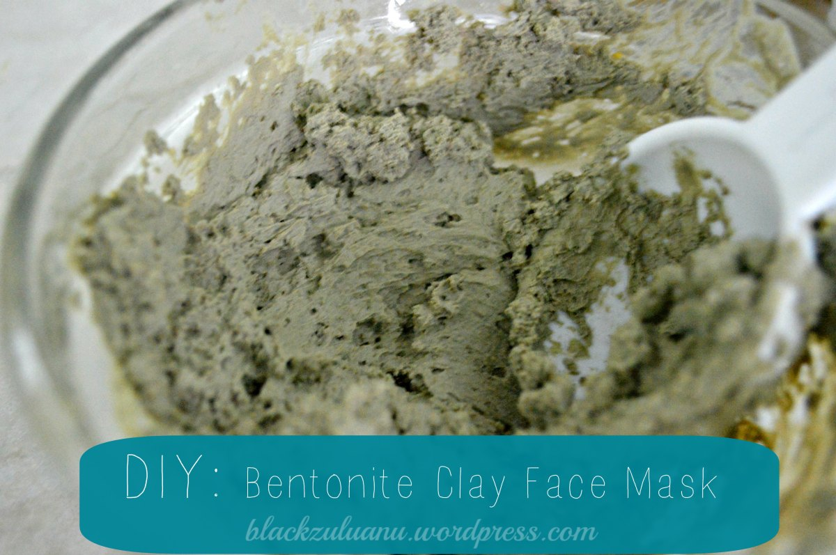 DIY: Bentonite Clay Face Mask