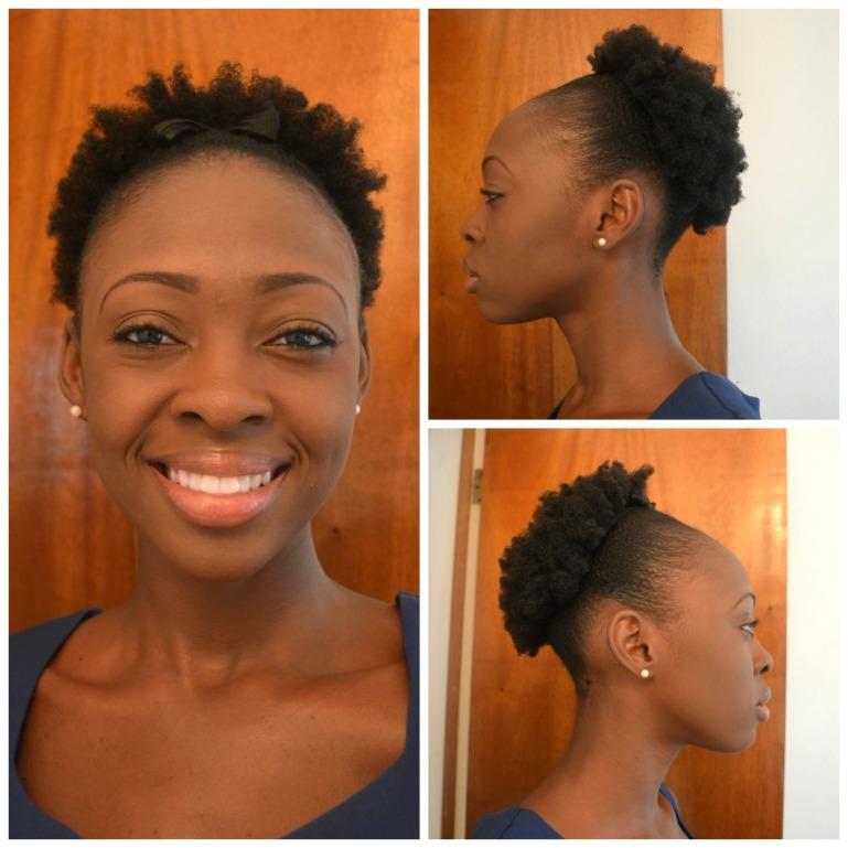 Hair-twistout